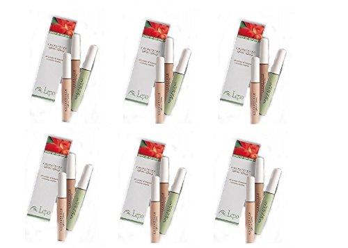 lepo-correttore-effetto-lifting-6-confezioni-da-6ml-natural-beige-antiossidante-nasconde-le-imperfez