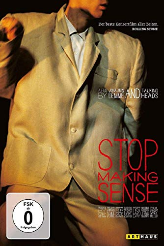 Stop Making Sense - Talking Heads Live (30th Anniversary Edition)