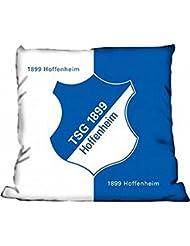 Bertels 3653-05-9-25 Hoffenheim Kissen Hell/Dunkel 38/38 cm
