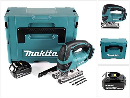 Makita DJV 180 T1J Akku Stichsäge 18V + 1x Akku 5,0Ah + Makpac - ohne Ladegerät
