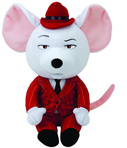 "TY TY41235 Sing's ""Mike"" soft toy mouse"