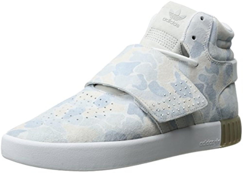 adidas originaux des chaussures d'hommes | sangle envahisseur tubulaire sangle | fashion baskets , blan c / blanc / gris rire solide (12 m) 8236d1