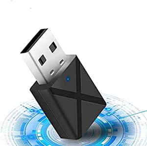 Letmetry Bluetooth Adapter Bluetooth 5 0 Usb Dongle Usb Elektronik