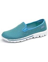 Skechers diseño con aspecto de ve a caminar se ajusta a de memoria con para rodillo de entrenamiento/de zapato de