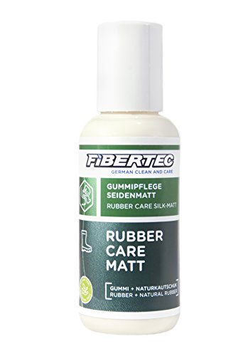 Fibertec Rubber Care Eco Matt Schuhpflege transparent, 100 ml