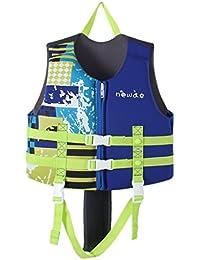 Zilee Bebé Aprender a Nadar Flotador Ajustable Traje de Traje de Baño Ropa  de Natación Traje 15ea1eb964f
