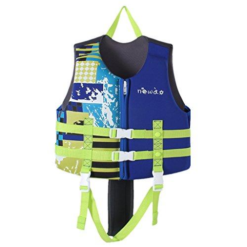 Gogokids Kinder Schwimm Weste - Kleinkind Schwimm Hilfer Float Suit Bojenanzug Jungen Mädchen Bademode Bojen-Badeanzug UV-Schutz