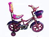 "Rising India 14"" Kids Bicycle for 3-5 Years with More Soft and Comfortable"