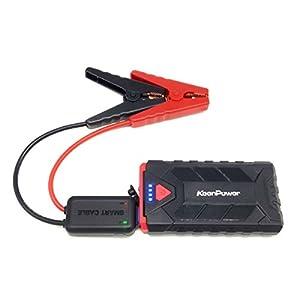 Portátil 500A Emergency Starting Device 8600mAh Baterías Cargador Car Jump Starter Booster Banco de potencia para 12V Petrol Auto