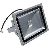 Luz de Inundación Al Aire Libre Lámpara de Calle Paisaje Proyector Iluminación de Camino - 10w , Amarillo 10w