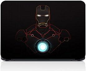 GrapeApeTM 3M Vinyl Iron Man Blueprint Laptop Skin