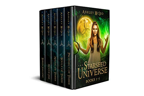The Starseed Universe: Books 1-5 (English Edition) eBook