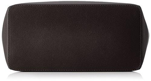 Joop Damen Pure Kornelia Handbag Mhz Henkeltasche, 14x23x28 cm Schwarz (Black)