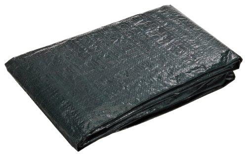 Videx 22126 PE- Schutzhaube für Terrassen-Ofen, grün