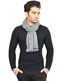 513 Jacquard Knitted Men's Muffler