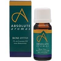 Preisvergleich für Absolute Aromas Rose Otto 3 Percent Dilution 10ml