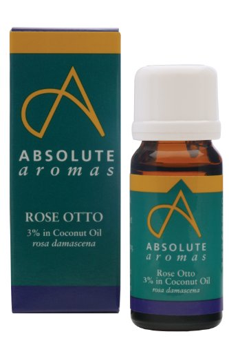 Absolute Aromen Rose (Absolute Aromas Rose Otto 3 Percent Dilution 10ml)