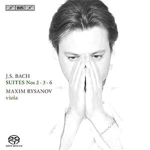 Bach: Suites Nos. 2, 3 & 6