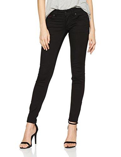 Tommy Jeans Damen Jeans Low Rise Skinny Sophie Dnbst, Schwarz (Dana Black Stretch 945), Gr. W29/L34