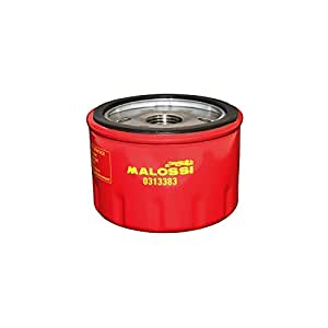 FILTRE A HUILE MAXISCOOTER MALOSSI POUR --PIAGGIO 500 MP3 - 400 MP3 - 500 X9 - 400 X8 - 400 X - EVO - GILERA 500 NEXUS - PEUGEOT 500 SATELIS - 400 GEOPOLIS - APRILIA 500 ATLANTIC - 400 ATALNTIC