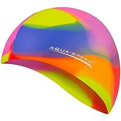 AQUA-SPEED® BUNT Cuffia di bagno + Piccolo Asciugamano in microfibra  f8b615cc82af