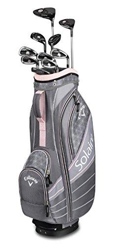 Callaway Golf 2018Solaire Paket Set, Damen, 406484011207CB, Cherry Blossom, Regular (Callaway Damen-golf-clubs)