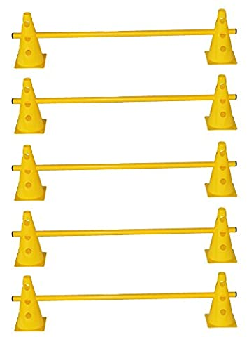 Adjustable Agility Hurdle Set for all kinds of Sports -