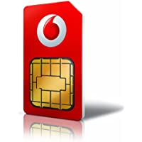 Vodafone PAYG SIM- Include NANO/MICRO & STANDARD SIM - for Iphone 4, 4S, 5, 5S, 5C, 6, 6S, 6+/ GALAXY S3, S4, S5, S6, S6-Edge/ ANY Nokia Device/ANY HTC/LG Device- Unlimited Calls, Text & Data- > MOBILES DIRECTS COMMUNICATIONS LTD