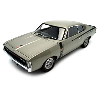 AUTOart–71506–Fahrzeug Miniatur–Chrysler Charger E49–Silber–Maßstab 1/18