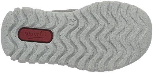 Superfit Sport7 Mini, Chaussures Marche Bébé Garçon Gris - Grau (STONE KOMBI 06)