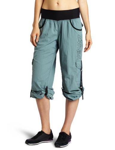 Zumba Fitness Damen Electro Cargo Pant, Damen, Wetsuit, Small (Zumba Fitness Cardio)