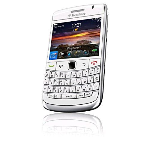 "BlackBerry Bold 97802.44"" 0.5 Go 1500mAh Blanc-smartphone (2.44"", 480x 360pixels, 0,5Go, 5MP, BlackBerry OS 6.0, Blanc)"
