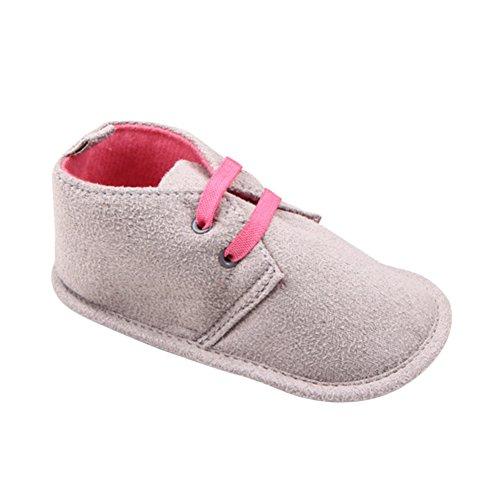 Xiangze bebe cuna suave recien nacido zapatos otono nina Zapatos del deporte