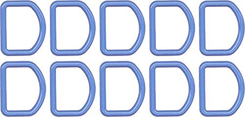 (10 pi?ces) couleur NASKA perception de D 30mm 51 bleu clair (japon importation)