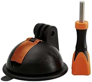 Rollei Power Suction Cup Mount - venteuse de fixation pour des caméras d'action de Rollei 200 / 300 / 400 / 500 et des caméras de GoPro