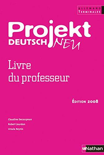 Projekt Deutsch Neu Term par Collectif (Broché)