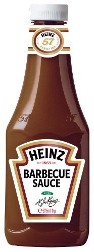 Heinz - Barbecue-Sauce - 875ml