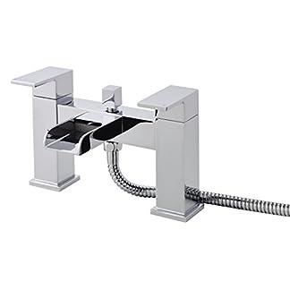 Hudson Reed twf304huelga grifo mezclador de ducha bañera–cromado