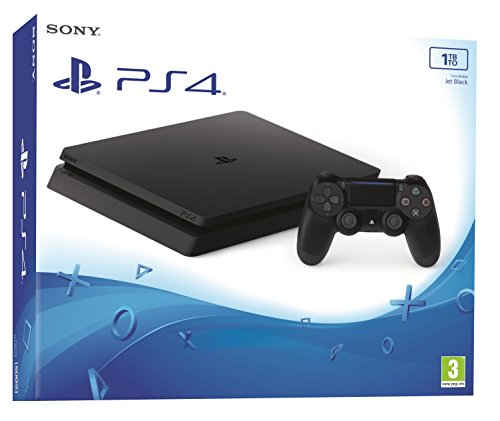 Sony PS4 Slim 1 TB Console (Free Games: TLOU &...