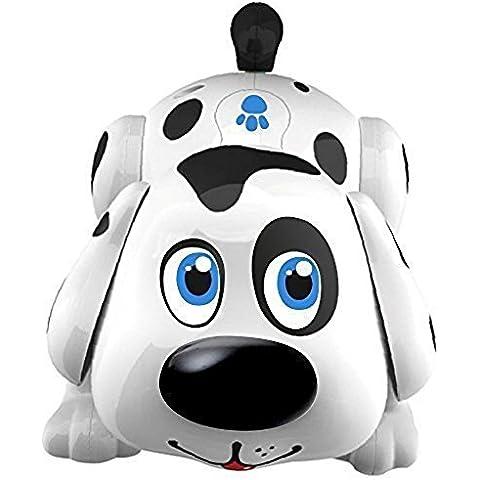 Perro doméstico electrónico. Mascota electronica. Harry responde al tacto con actividades divertidas de un perrito, persecución, canciones y sonidos de