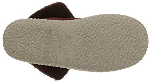 Victoria 106794, Desert boots mixte enfant Rouge (Burgundy)