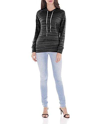 NACOLA - Sweat-shirt - Femme Noir