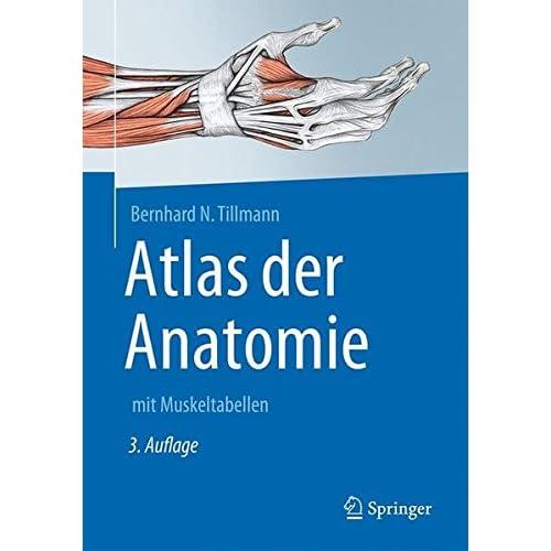 PDF] Atlas der Anatomie des Menschen: mit Muskeltabellen (Springer ...