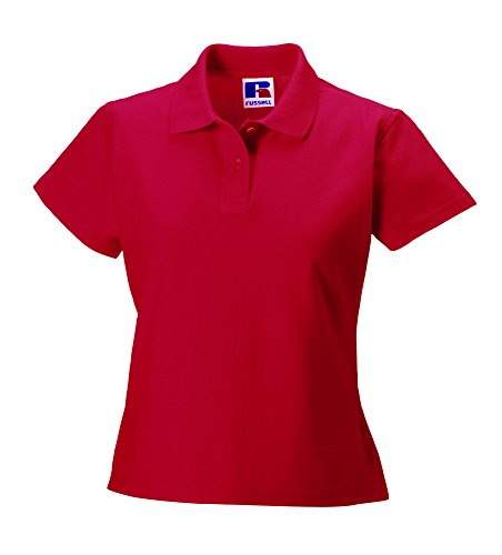 Jerzees - Polo -  Femme Rouge - Classic Red