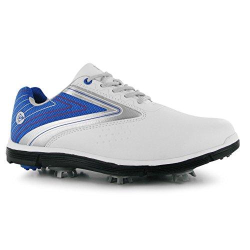 Dunlop Biomimetic 300Junior pour enfant pour chaussures de golf Garçon à lacets sport, Blanc, 39 EU