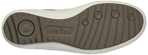Legero Tanaro, Sneakers basses femme Rot (samba)