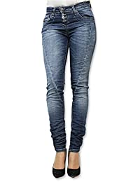 ac6b4942c67a Amazon.it  Please - Jeans   Donna  Abbigliamento