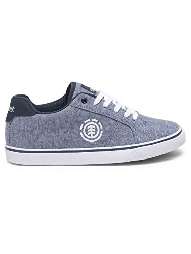 Chaussures de skate Kids Element Winston Skate Shoes Boys navy chambray