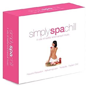 Simply Spa Moods (Coffret 4 CD)