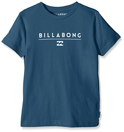 Billabong T-shirt da uomo/ragazzo Unity Blu - blu